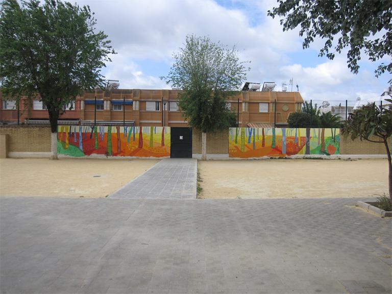 María Ortega Estepa. Centros educativos