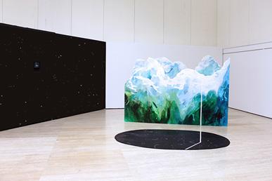 María Ortega Estepa. Cosmos: la armonía