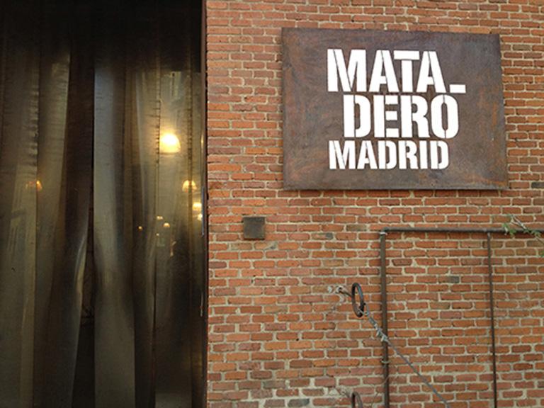 María Ortega Estepa. Matadero Madrid