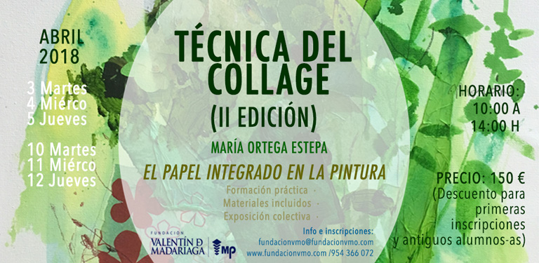curso técnica collage madariaga