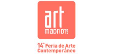 Art Madrid 19 logo