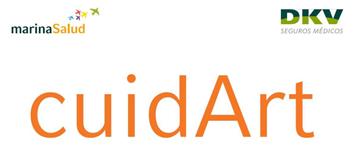 logo marinaSalud cuidArt