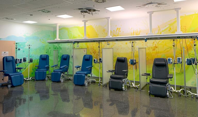 María Ortega Estepa. Sala de Oncología. Hospital Marina Salud. Dénia