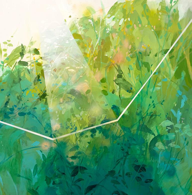 María Ortega Estepa. Pintura