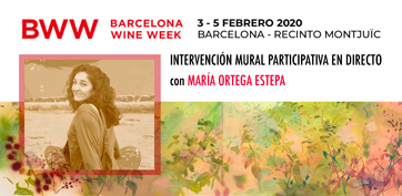 BWW Barcelona Wine Week 2020. María Ortega Estepa