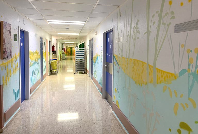 Hospital de Mérida - Pediatría. María Ortega Estepa