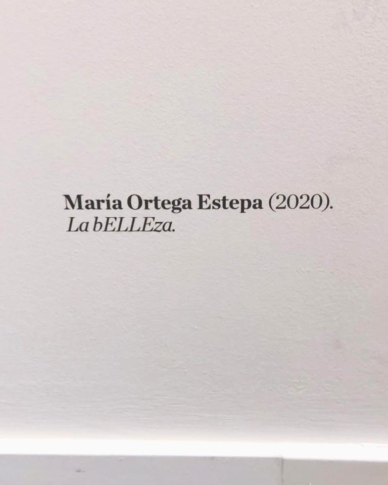 María Ortega Estepa. La bELLEza. ELLE 75 aniversario