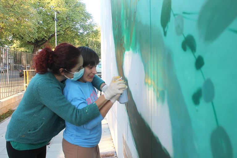 María Ortega Estepa. Proyecto Latido Capaz. Asociación Niños con Amor