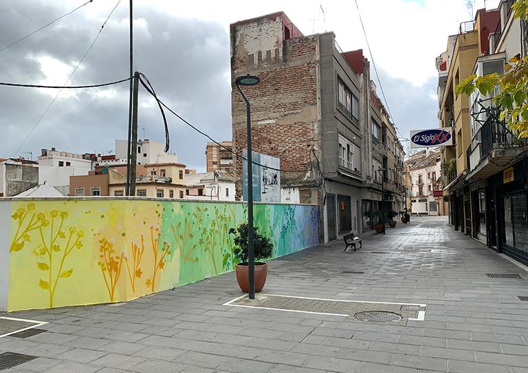 María Ortega Estepa. Proyecto con Fundación Márgenes y Vínculos