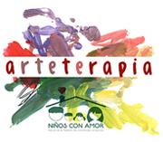 logo taller arteterapia Asociación Niños con Amor