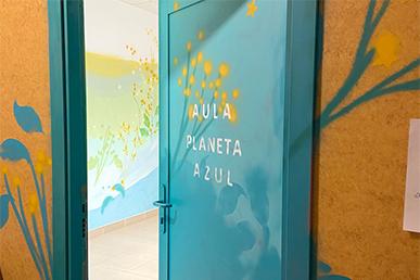 aula planeta azul TEA - María Ortega Estepa